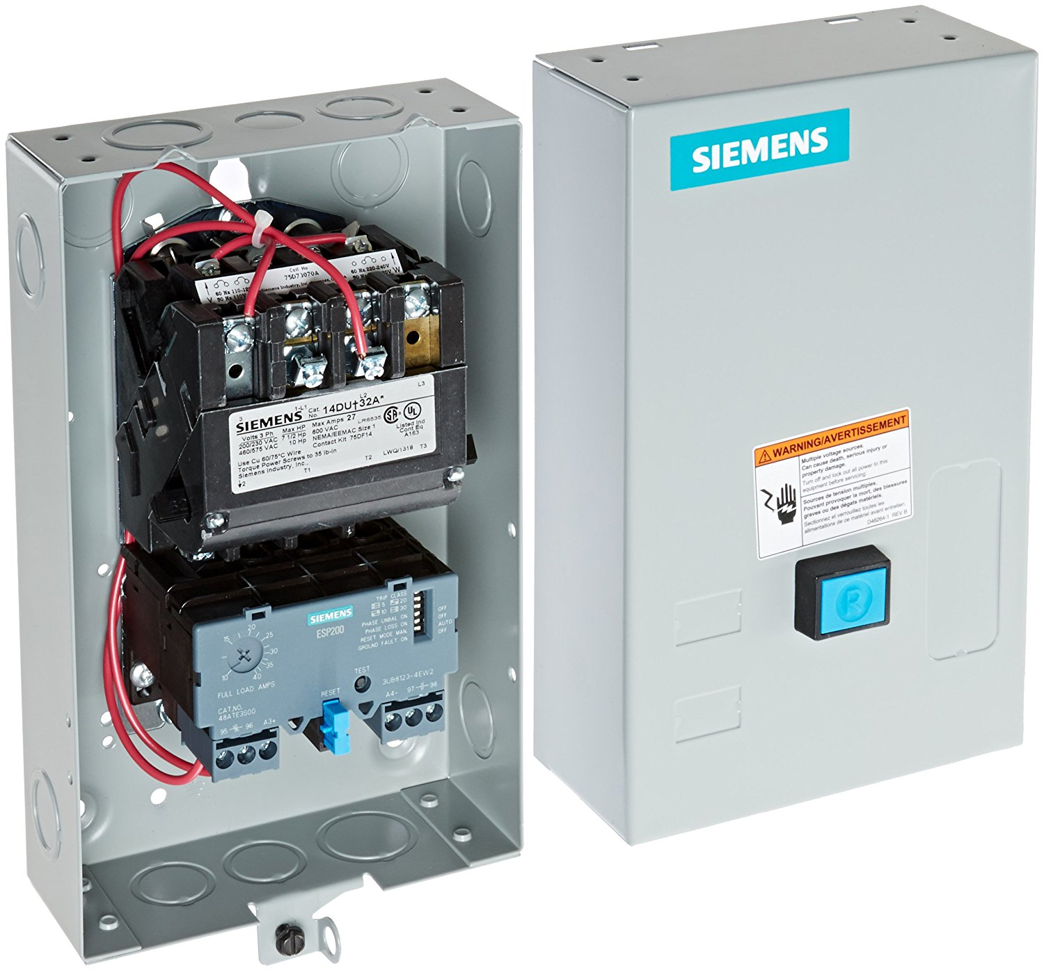 Siemens Esp200 Wiring Diagram Magnetic Starter Famous Image